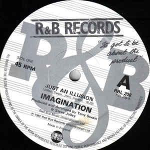 Imagination - Just An Illusion - VinylWorld