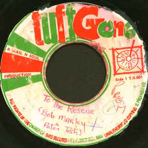 Bob Marley & The Wailers - Sun Is Shining (To The Rescue) / Run For Cover - Album Cover