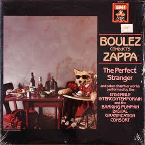 Pierre Boulez - The Perfect Stranger - VinylWorld