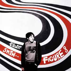 Elliott Smith - Figure 8 - Album Cover