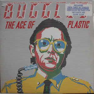 The Buggles - The Age Of Plastic - VinylWorld