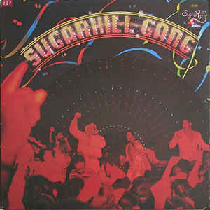 Sugarhill Gang - Sugarhill Gang - Album Cover