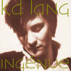 k.d. lang - Ingénue - Album Cover