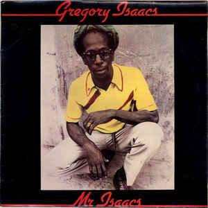 Gregory Isaacs - Mr. Isaacs - Album Cover
