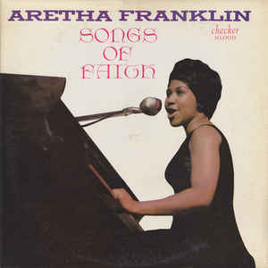Aretha Franklin - Songs Of Faith - Album Cover
