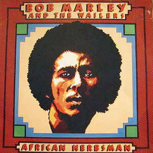 Bob Marley & The Wailers - African Herbsman - Album Cover