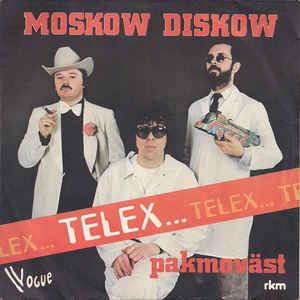 Telex - Moskow Diskow - VinylWorld