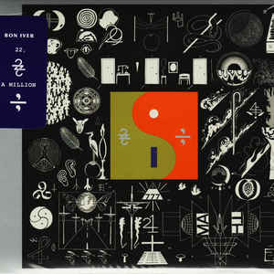 Bon Iver - 22, A Million - VinylWorld