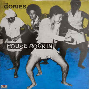 Houserockin' - Album Cover - VinylWorld