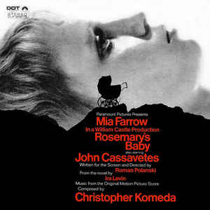 Rosemary's Baby (Music From The Motion Picture Score) - Album Cover - VinylWorld