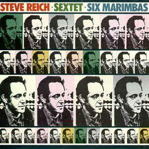 Sextet / Six Marimbas - Album Cover - VinylWorld