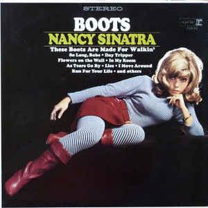 Boots - Album Cover - VinylWorld