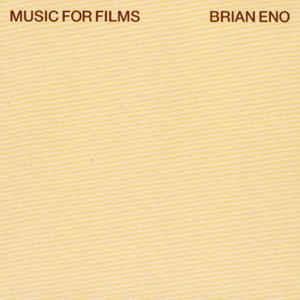 Brian Eno - Music For Films - Album Cover