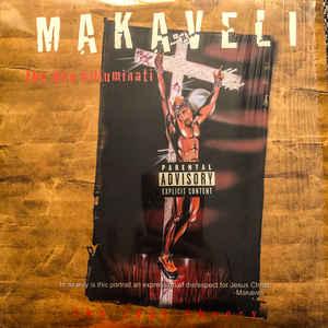 Makaveli - The Don Killuminati (The 7 Day Theory) - Album Cover