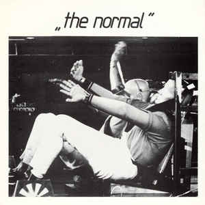 The Normal - T.V.O.D. / Warm Leatherette - Album Cover