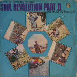 Soul Revolution Part II - Album Cover - VinylWorld