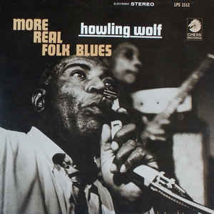 Howlin' Wolf - More Real Folk Blues - Album Cover