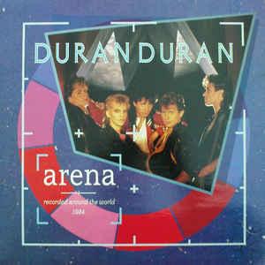 Duran Duran - Arena - Album Cover