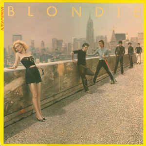 Blondie - AutoAmerican - Album Cover
