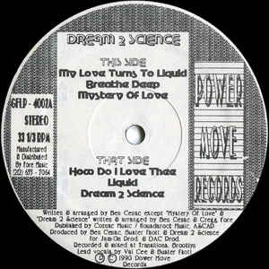 Dream 2 Science - Dream 2 Science - VinylWorld