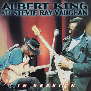 Albert King - In Session - Album Cover