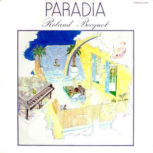 Paradia - Album Cover - VinylWorld