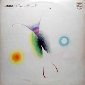 Caetano Veloso - Bicho - Album Cover