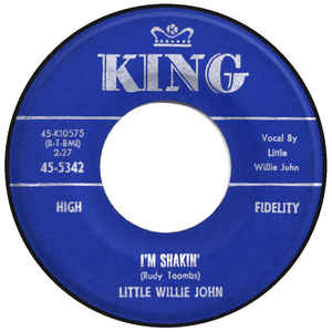 Little Willie John - I'm Shakin' - VinylWorld
