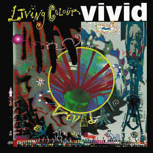 Living Colour - Vivid - Album Cover