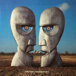 Pink Floyd - The Division Bell - Album Cover