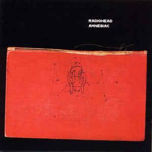 Radiohead - Amnesiac - Album Cover