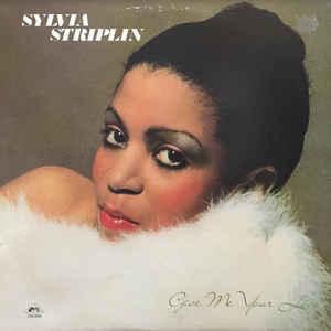 Sylvia Striplin - Give Me Your Love - Album Cover