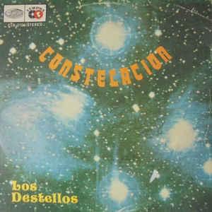 Los Destellos - Constelación - Album Cover