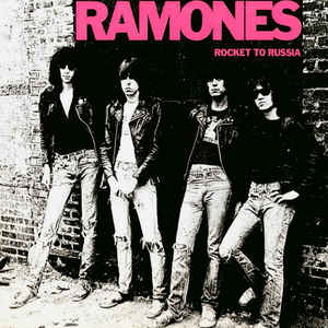 Ramones - Rocket To Russia - Album Cover