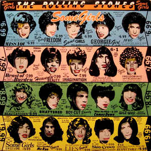 The Rolling Stones - Some Girls - Album Cover