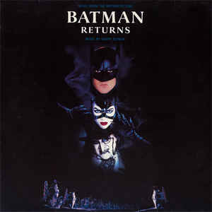 Danny Elfman - Batman Returns (Music From The Motion Picture) - Album Cover