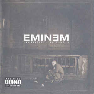 Eminem - The Marshall Mathers LP - Album Cover