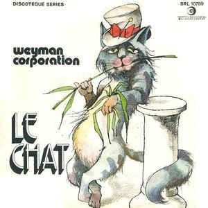 Weyman Corporation - Le Chat - Album Cover