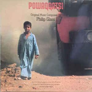 Philip Glass - Powaqqatsi - Album Cover