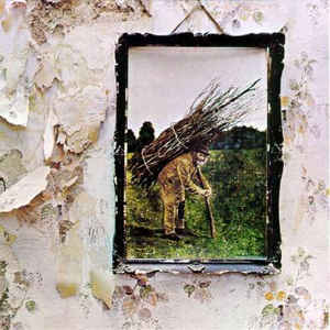 Led Zeppelin - Untitled - Album Cover