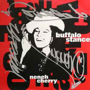 Neneh Cherry - Buffalo Stance - Album Cover