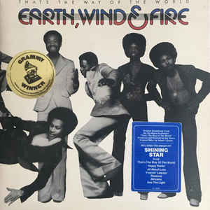 Earth, Wind & Fire - That's The Way Of The World - Album Cover