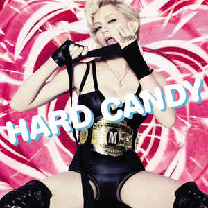 Madonna - Hard Candy - Album Cover