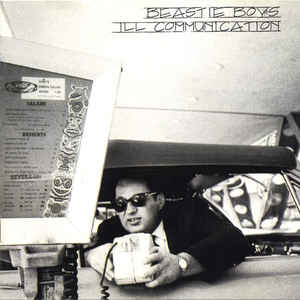 Beastie Boys - Ill Communication - Album Cover
