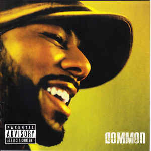 Common - Be - Album Cover
