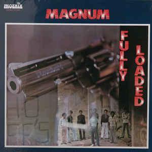 Magnum - Fully Loaded - Album Cover