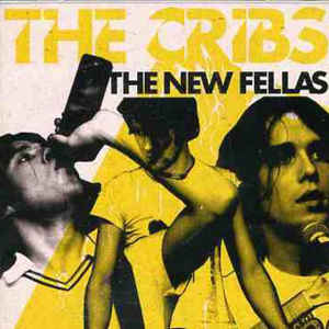The Cribs - The New Fellas - Album Cover