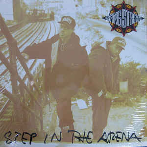 Gang Starr - Step In The Arena - VinylWorld