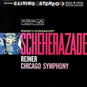 Nikolai Rimsky-Korsakov - Scheherazade - VinylWorld