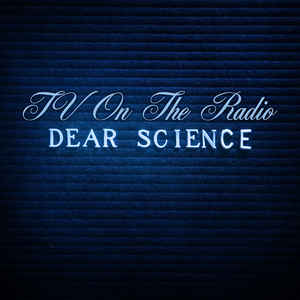 TV On The Radio - Dear Science - Album Cover